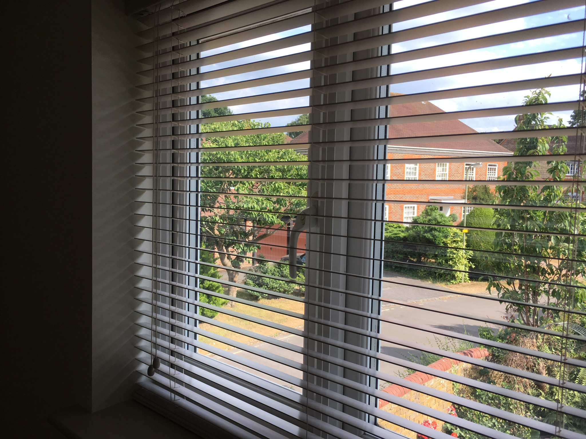 Venetian Blind, understated and practical