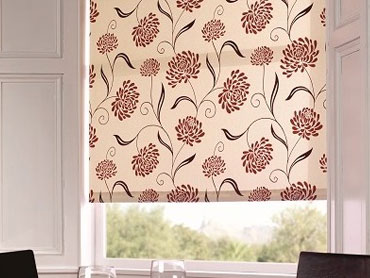 Roller Blinds, Witney, Oxfordshire, Home Design Service